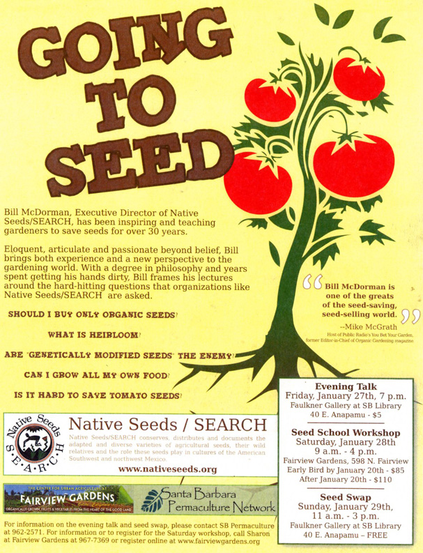 4th annual seed swap