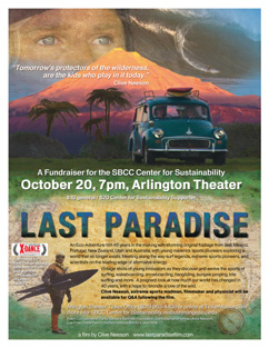 Poster - The Last Paradise Film