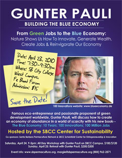 Poster - Building the Blue Economy